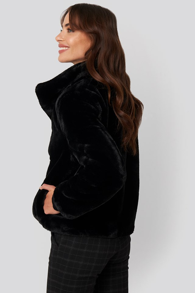 Campbell Jacket Black