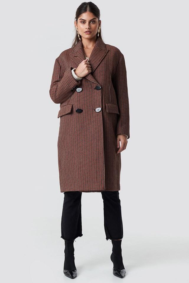 Carlitos Coat Brown