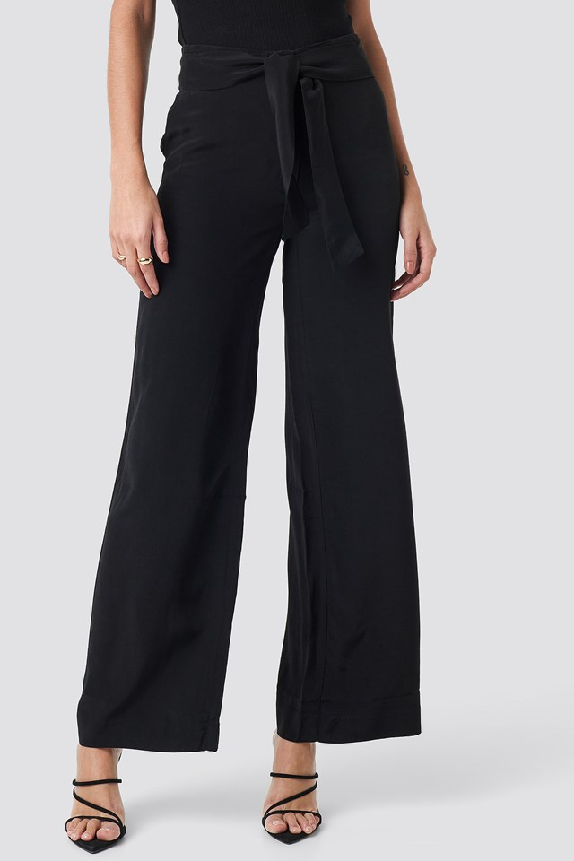 Carrie Trousers Black
