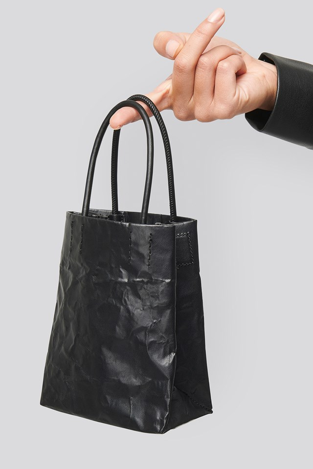 Carry Mch Bag Black