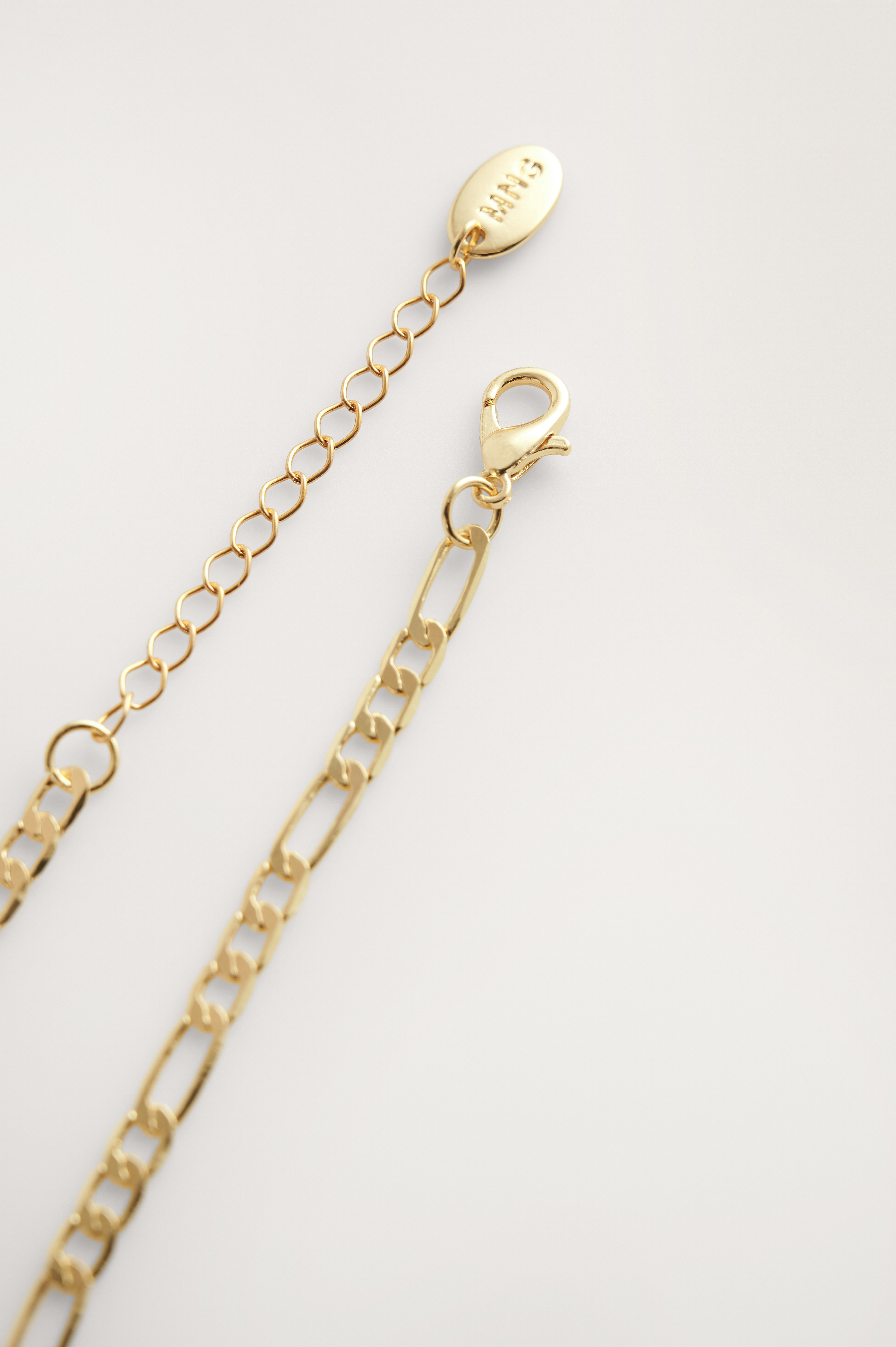 Gold Casilda Necklace