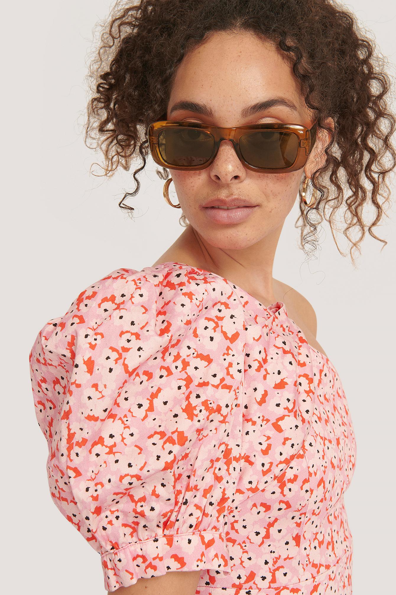 MANGO Sonnenbrille - Copper | Accessoires > Sonnenbrillen | Mango