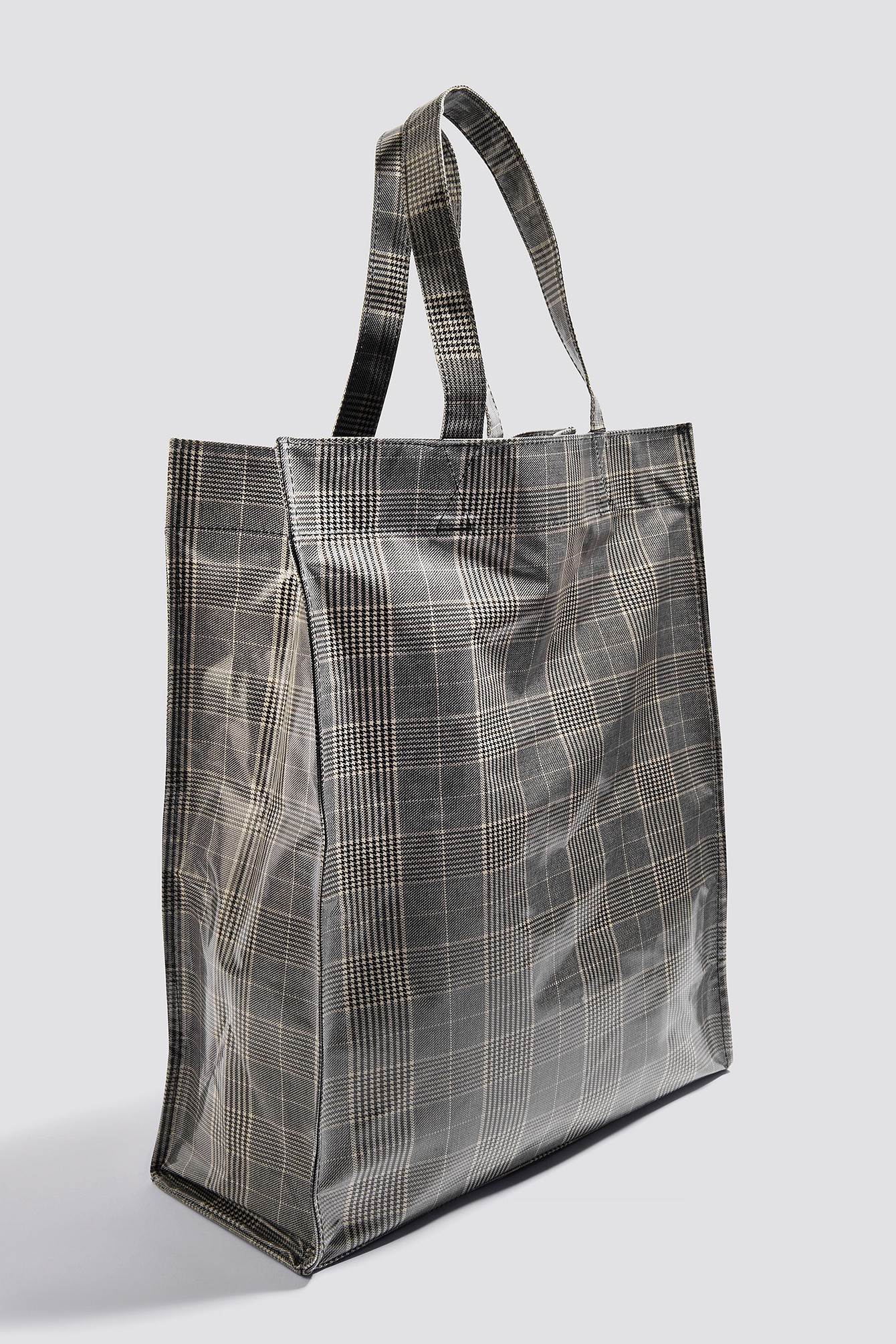 Check Shopper Bag NA-KD.COM