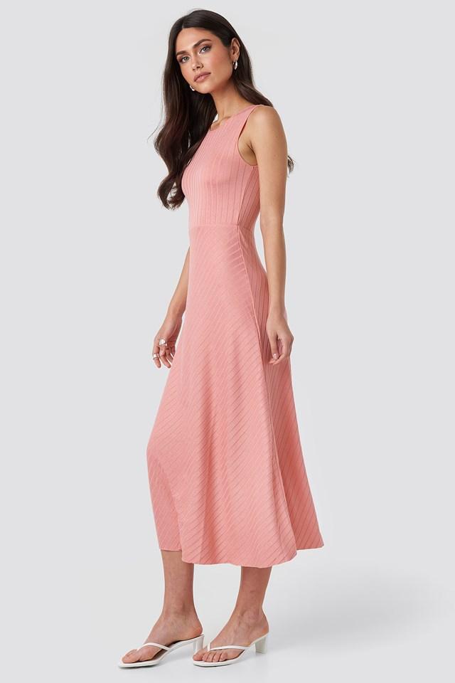 Chicle Dress Pink