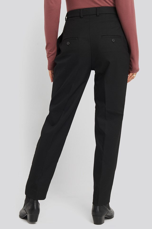 Cielo Trousers Black