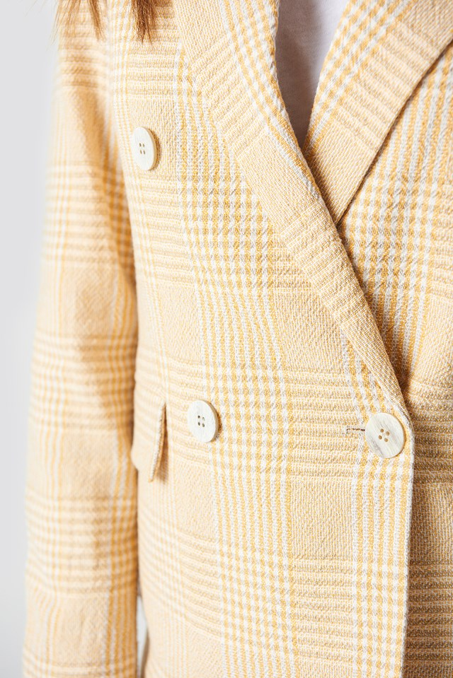 Cintu Blazer Yellow