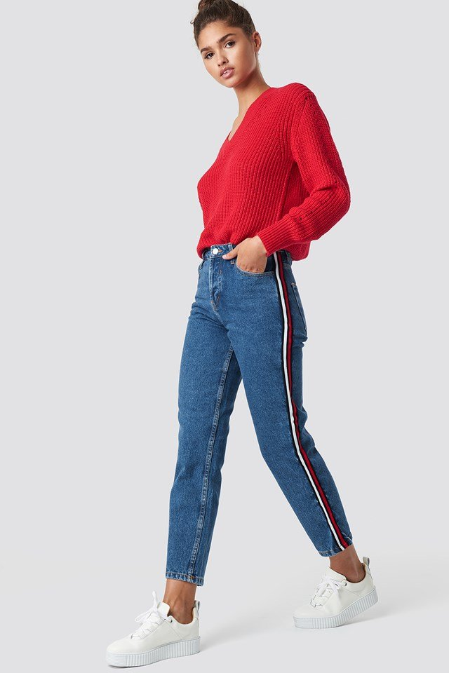 Claudia Jeans Blue