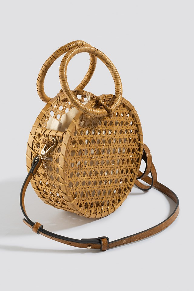 Claudia Mch Bag Brown Leather