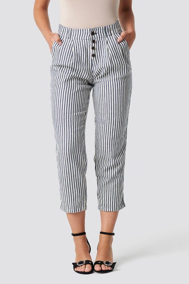 Coco Trousers Ecru
