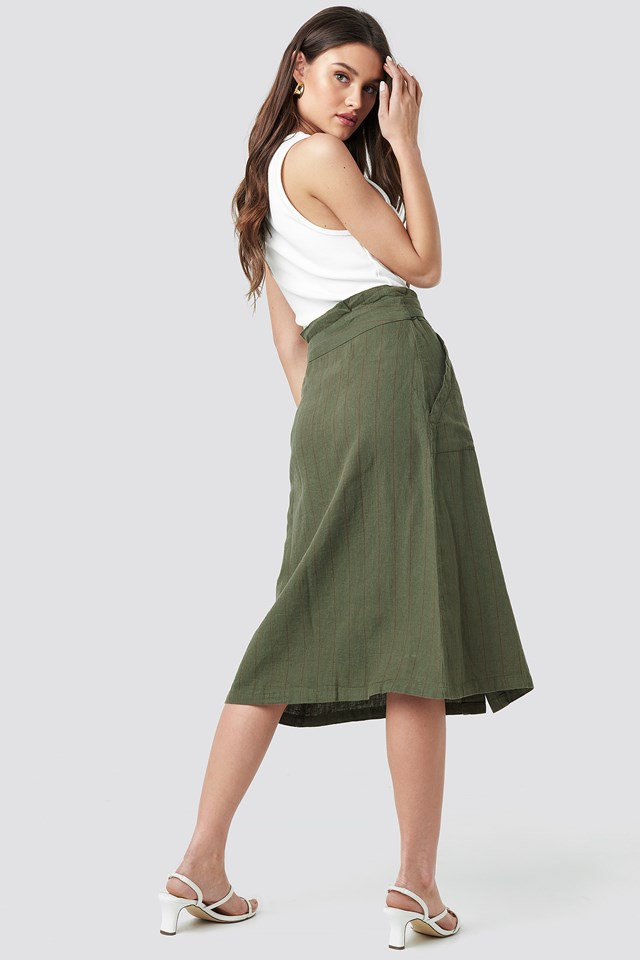 Comptesa Skirt Khaki