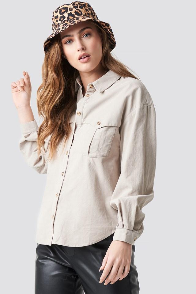 Cow Shirt NA-KD.COM