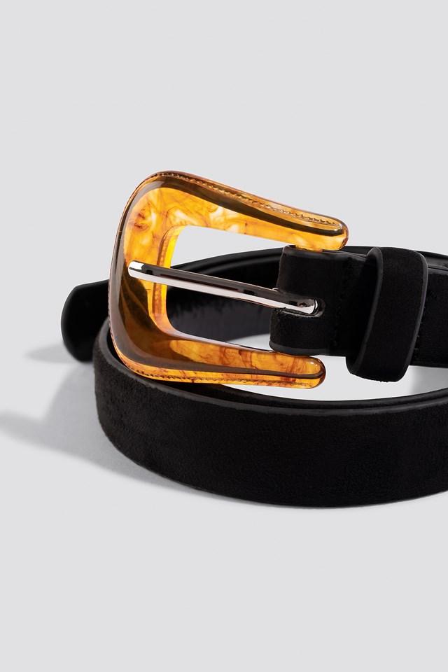 Cowboy Belt Black