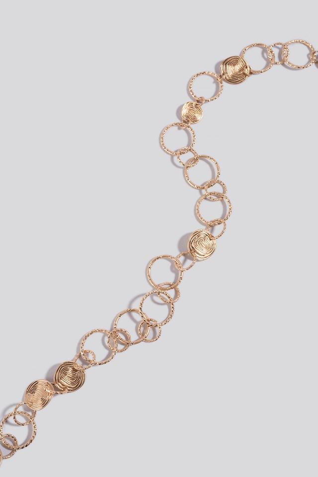 Cuerno Belt Gold