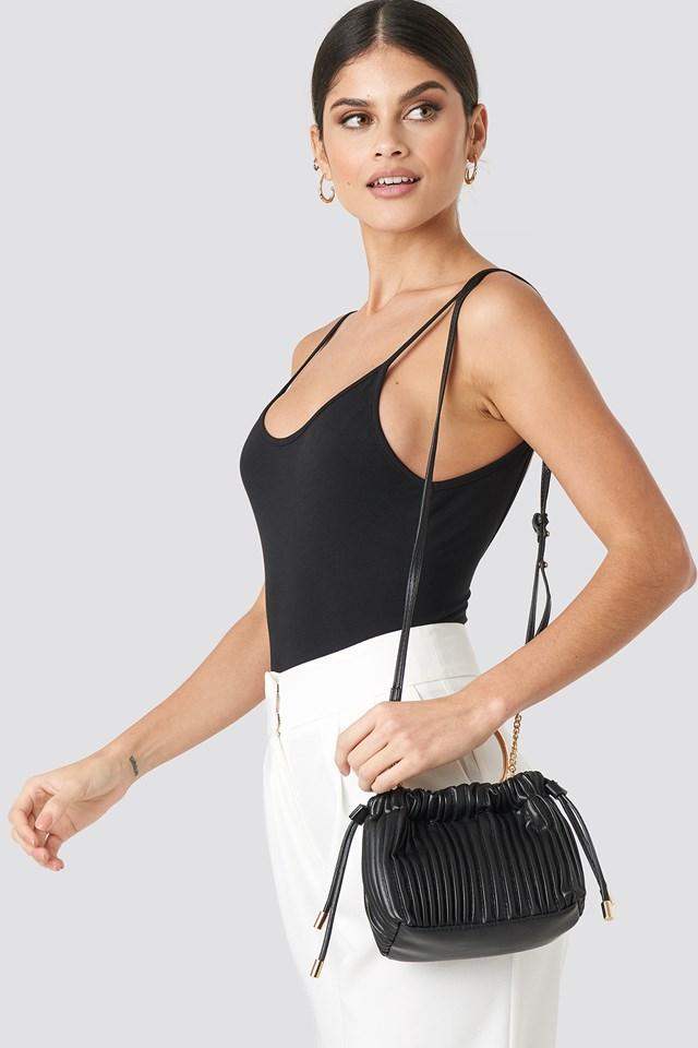 Cuquino Mch Bag Black