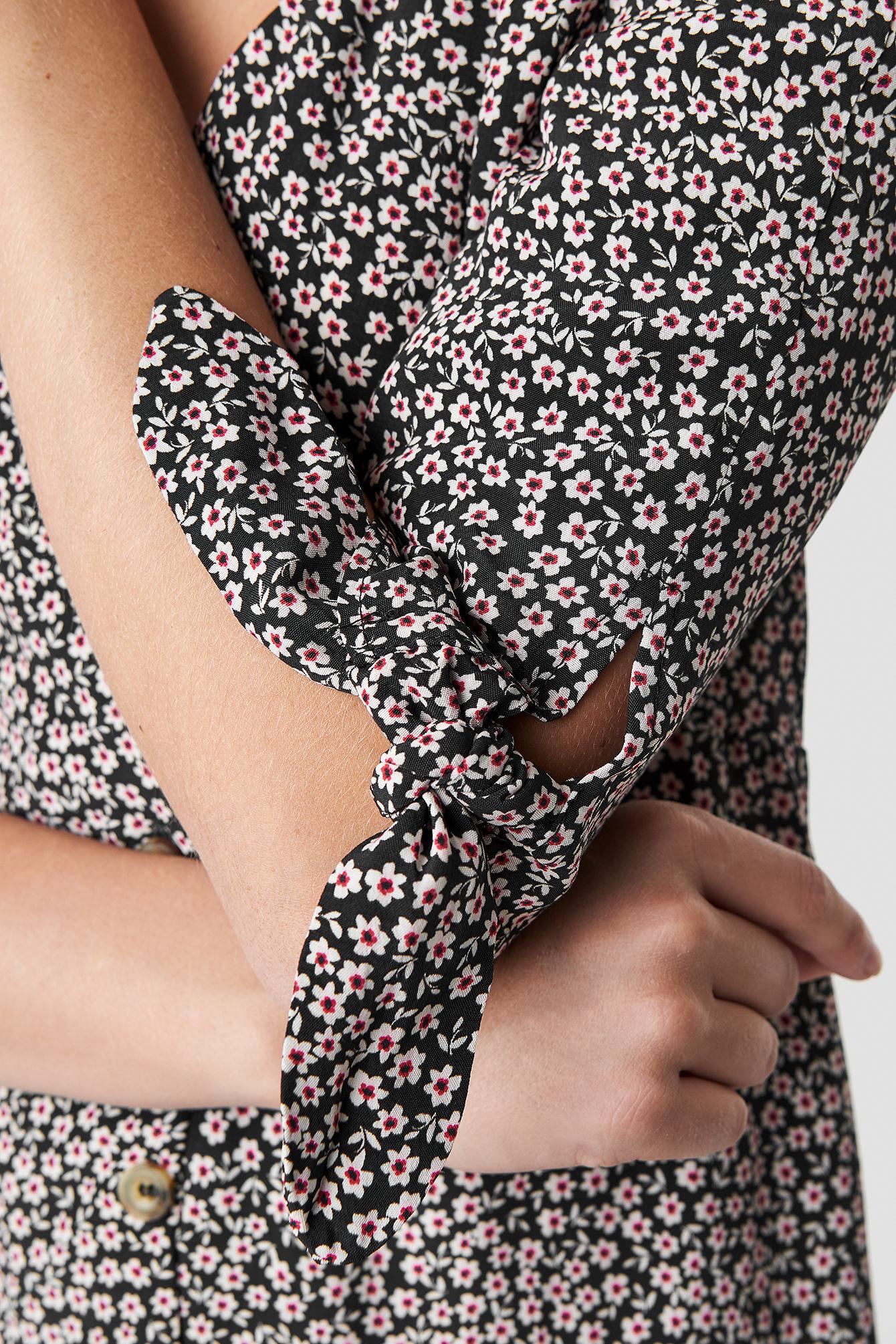 Daisy Midi Dress NA-KD.COM