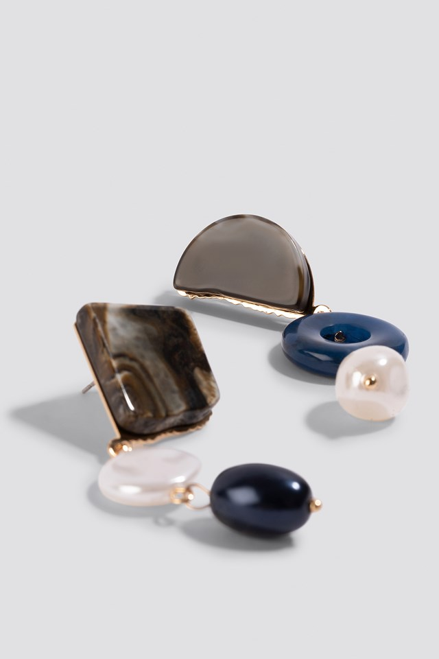 Dali Earrings NA-KD.COM
