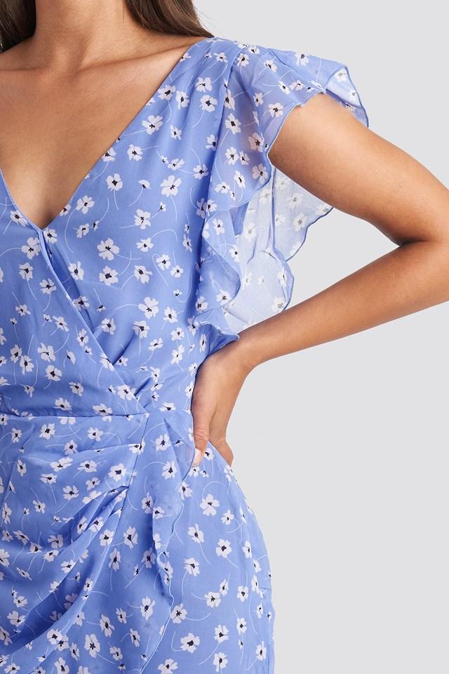 Dalia Dress Light Blue