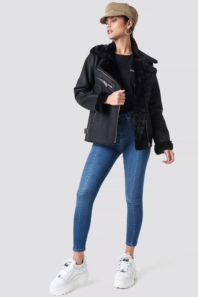 Dalsi Jacket Black