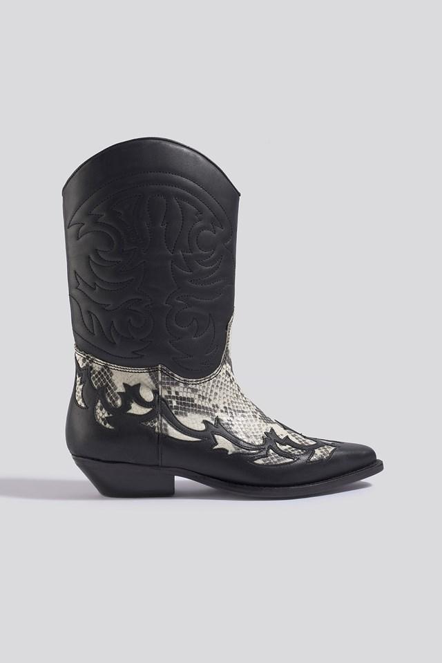 Dalton Ankle Boots MANGO