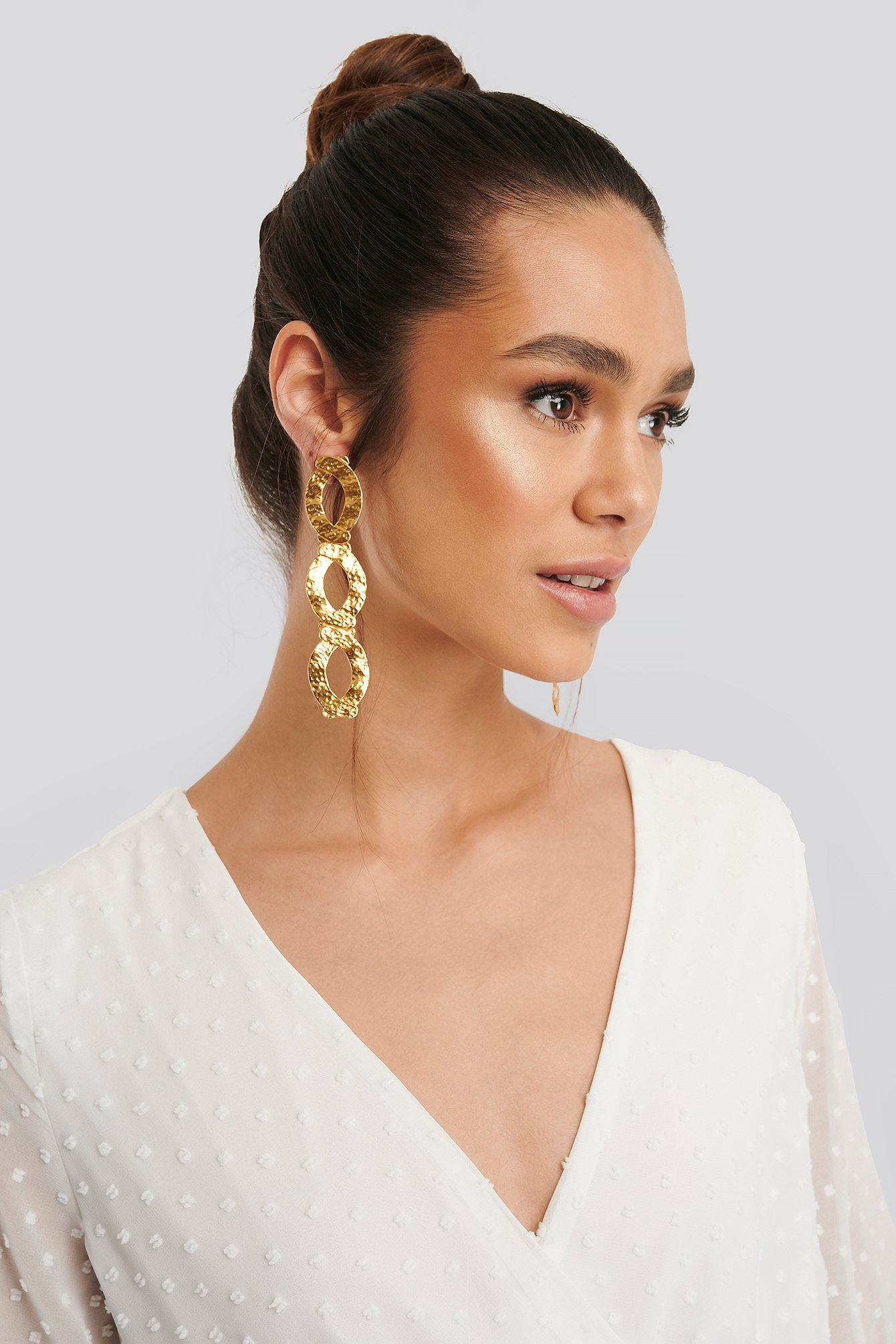 mango -  Daniela Earrings - Gold