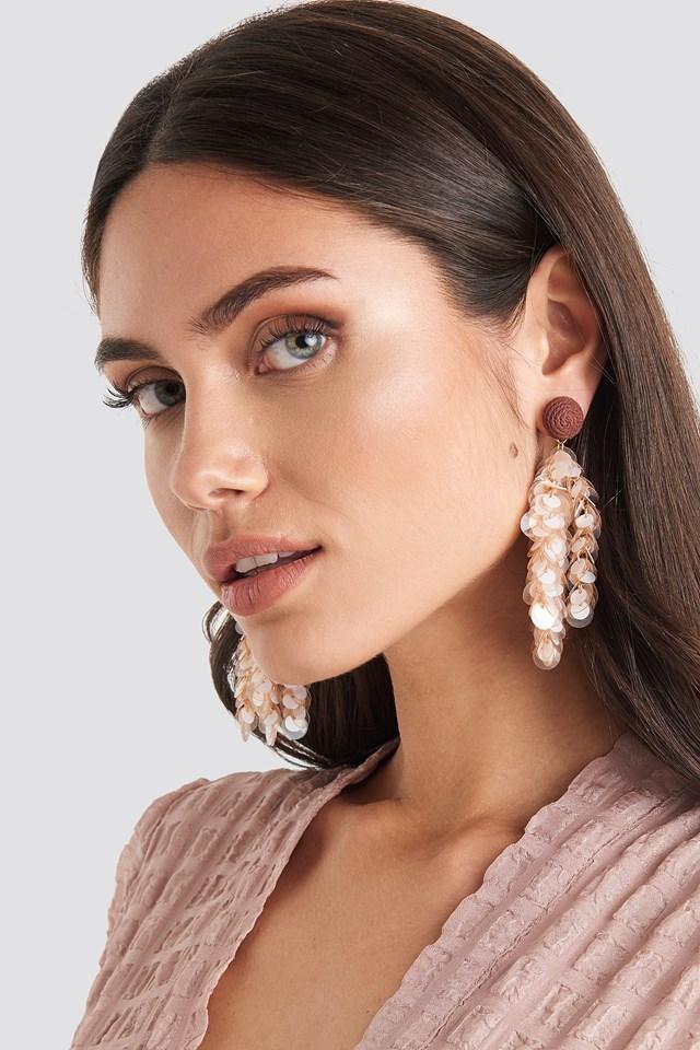 Daphne Earrings Gold