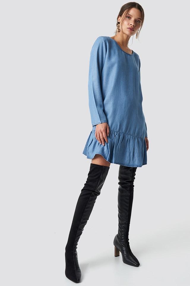Diana 2 Dress Midium Jeans