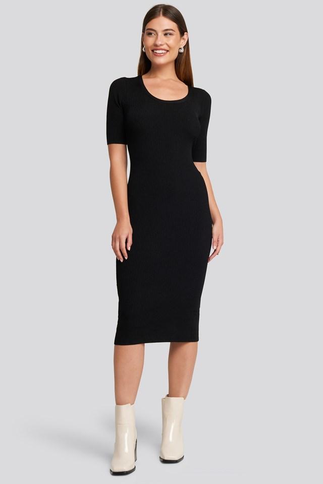 Elliot Dress Black
