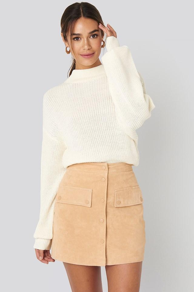 Emilia Skirt Sand