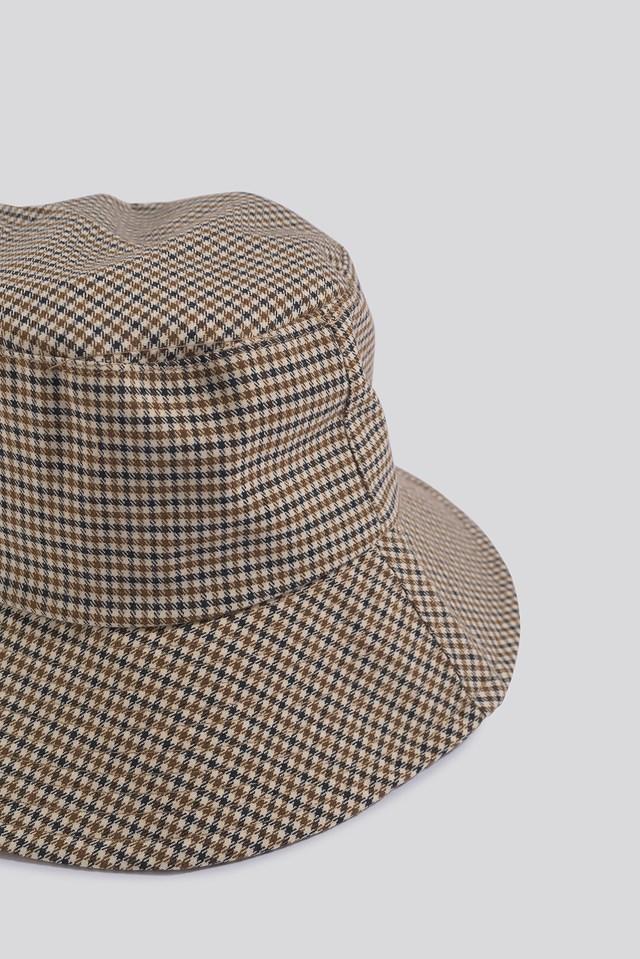 England Hat Medium Brown