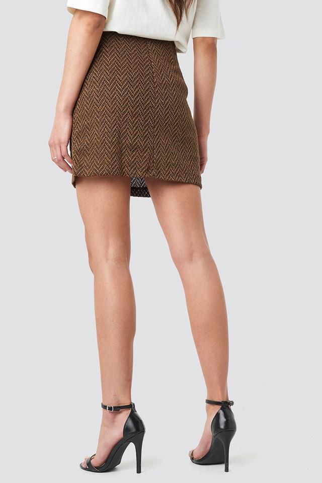Espiga Skirt NA-KD.COM