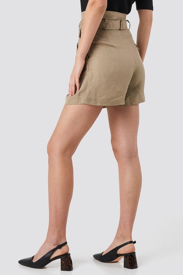 Evita Shorts Sand
