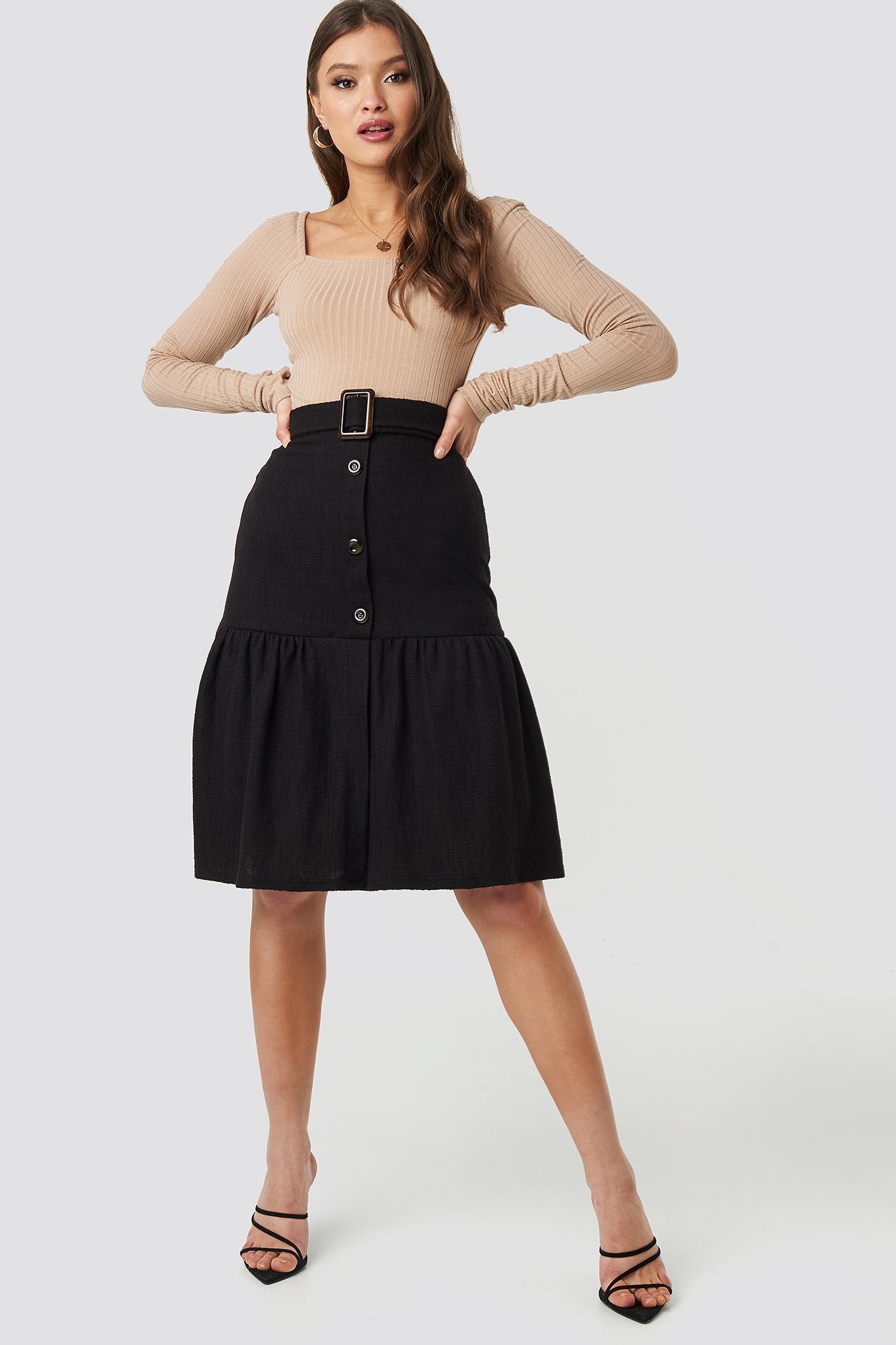 Fasis Skirt NA-KD.COM