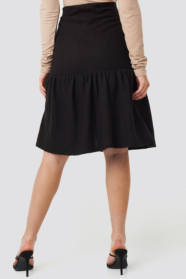 Fasis Skirt Black