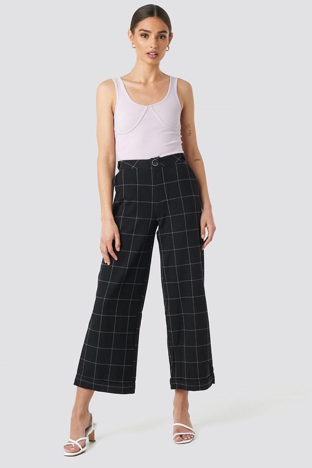 Fenix Trousers Black