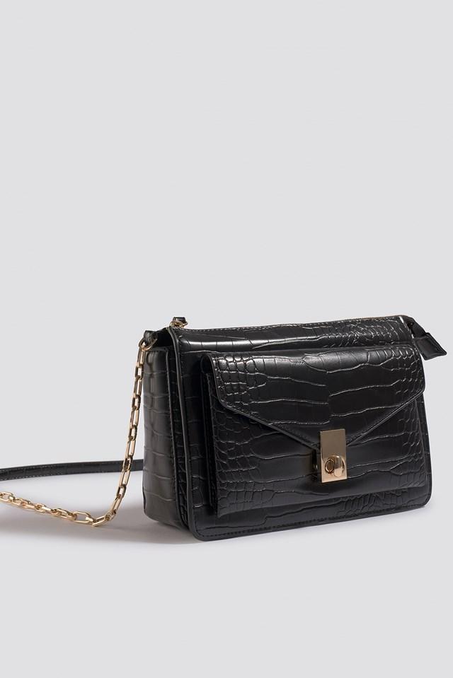 Filo M Bag Black
