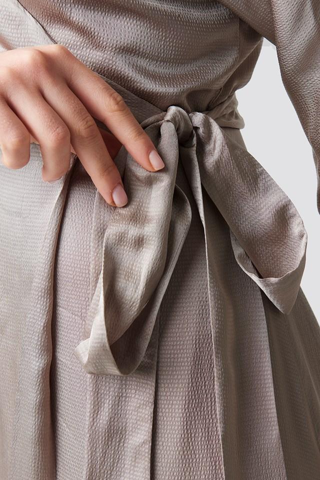 Floor Maxi Dress NA-KD.COM