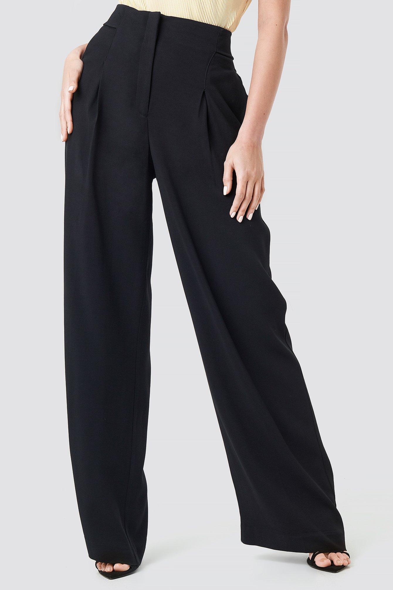 Flu Trousers NA-KD.COM