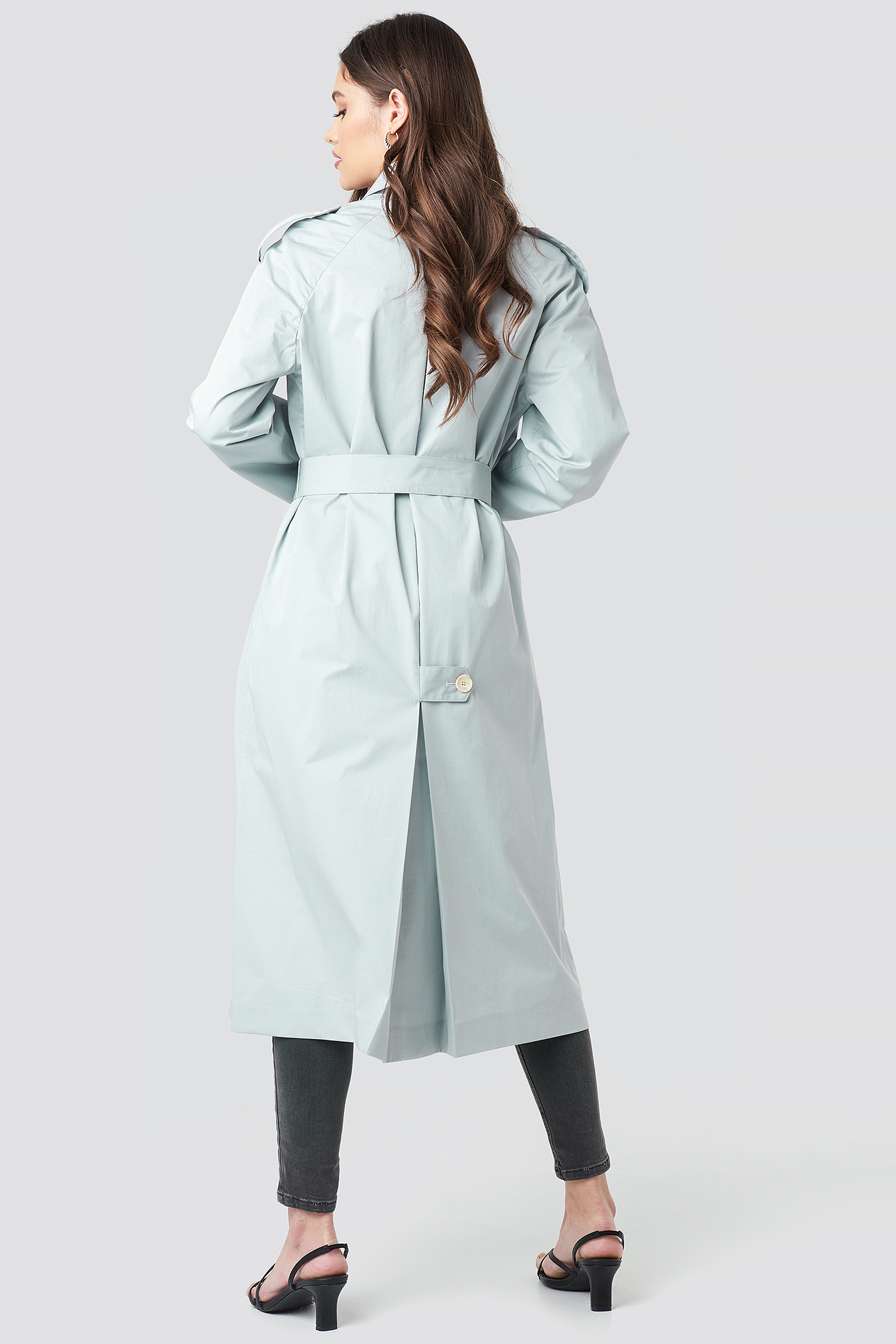 Forty Trench Coat NA-KD.COM