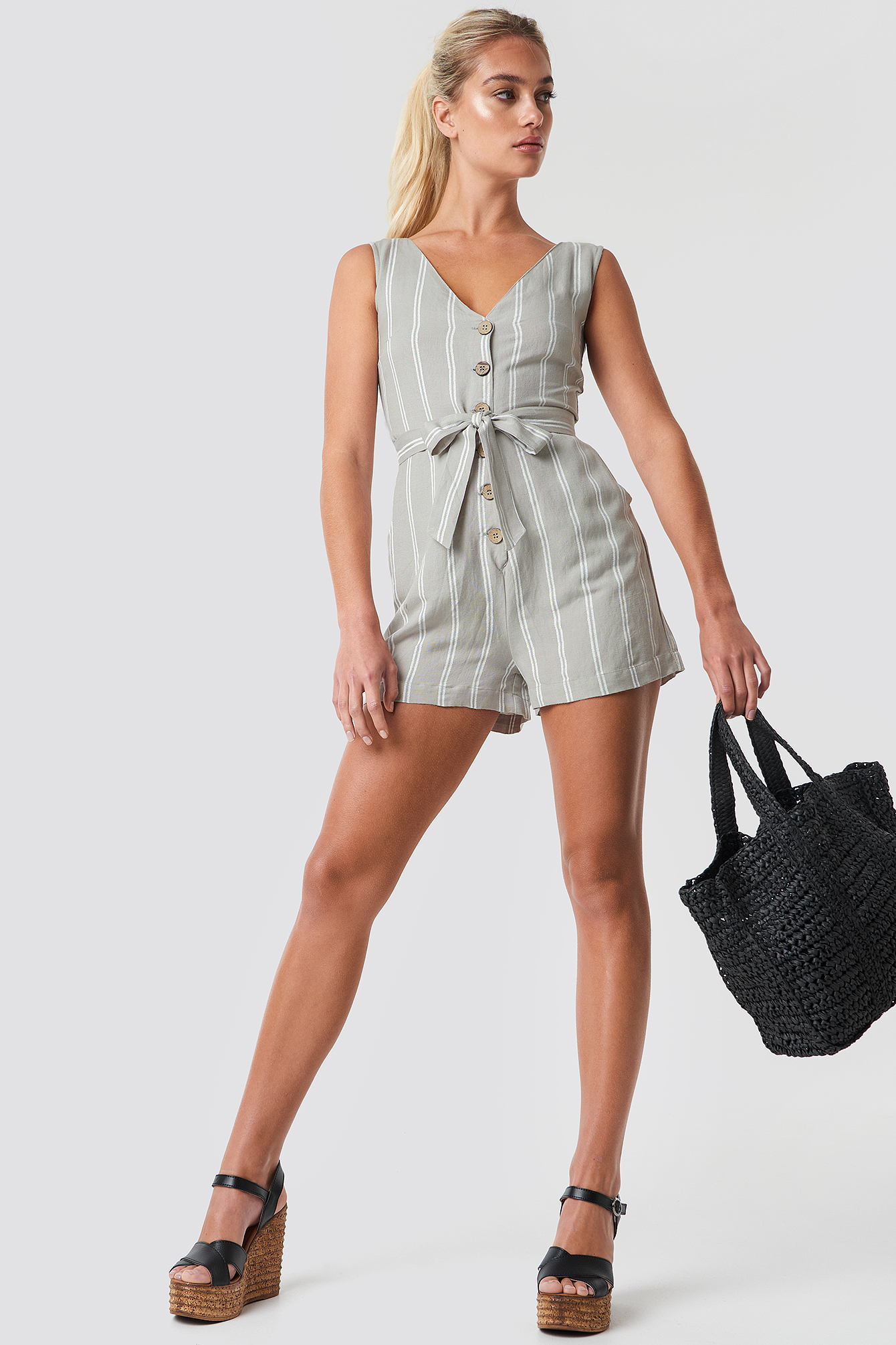 Fresh Playsuit NA-KD.COM