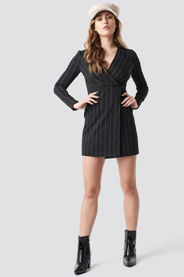 Froson Mini Dress Black