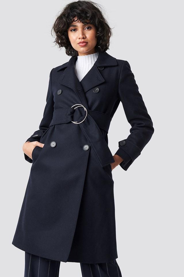 Funky Coat Blue