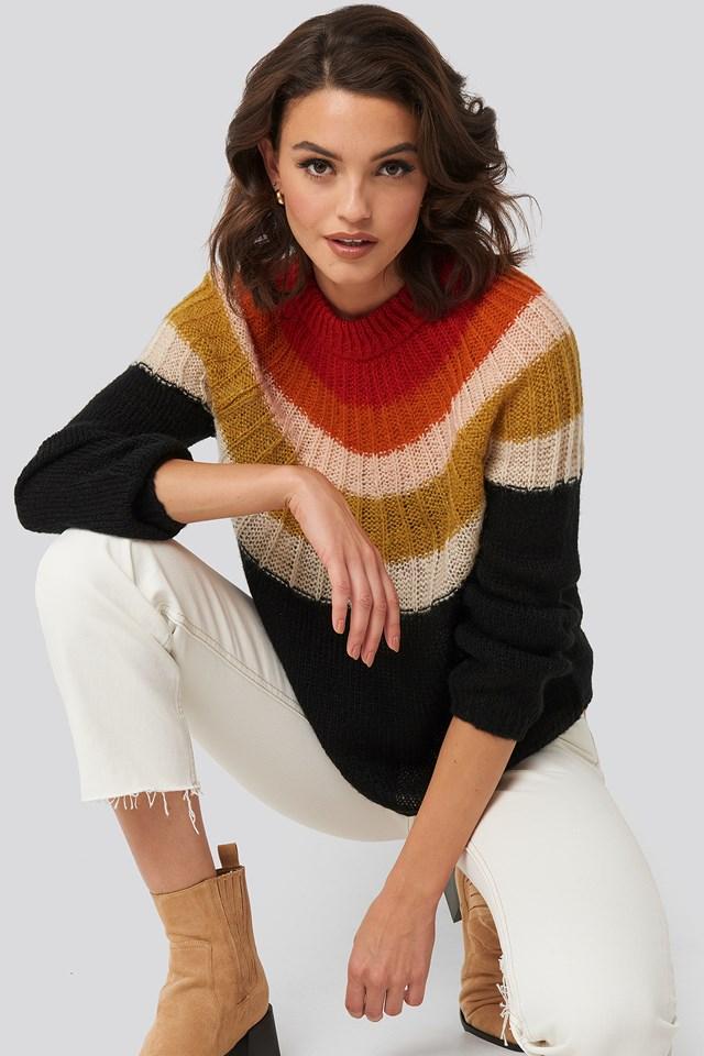 Funkyr Sweater MANGO
