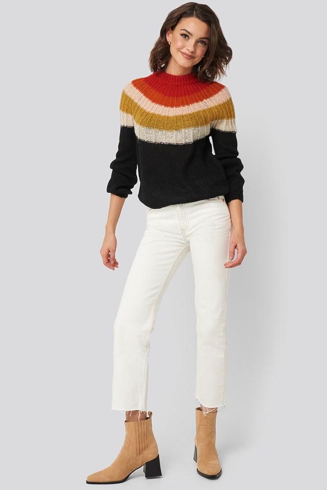 Funkyr Sweater Black