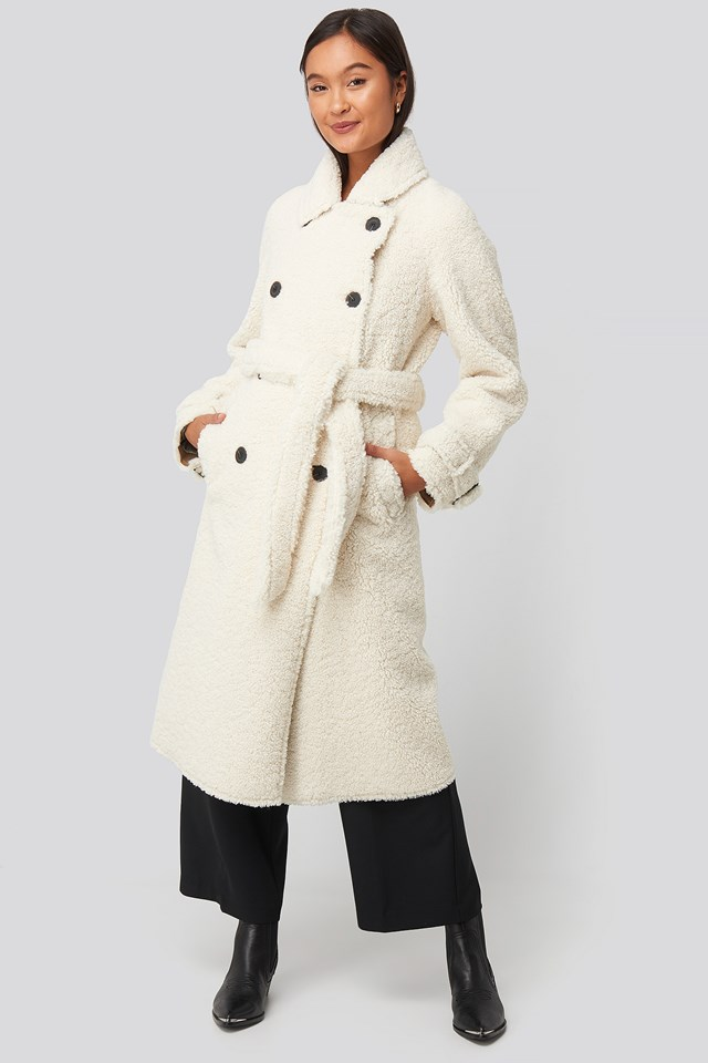 Fuzzy Coat MANGO