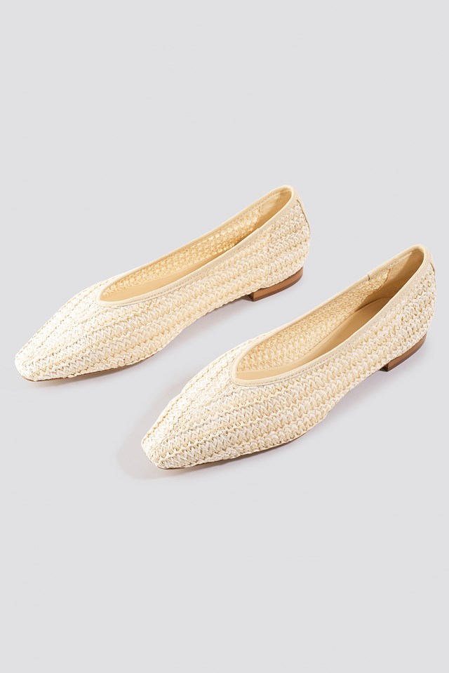 Gaia Shoes Beige