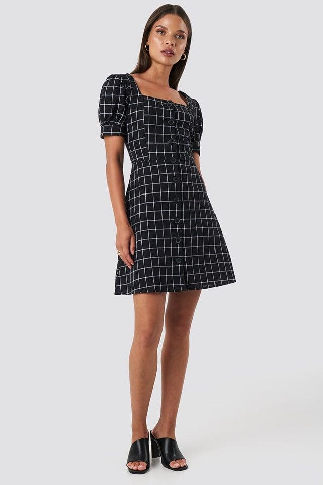 Gemma-H Dress Black