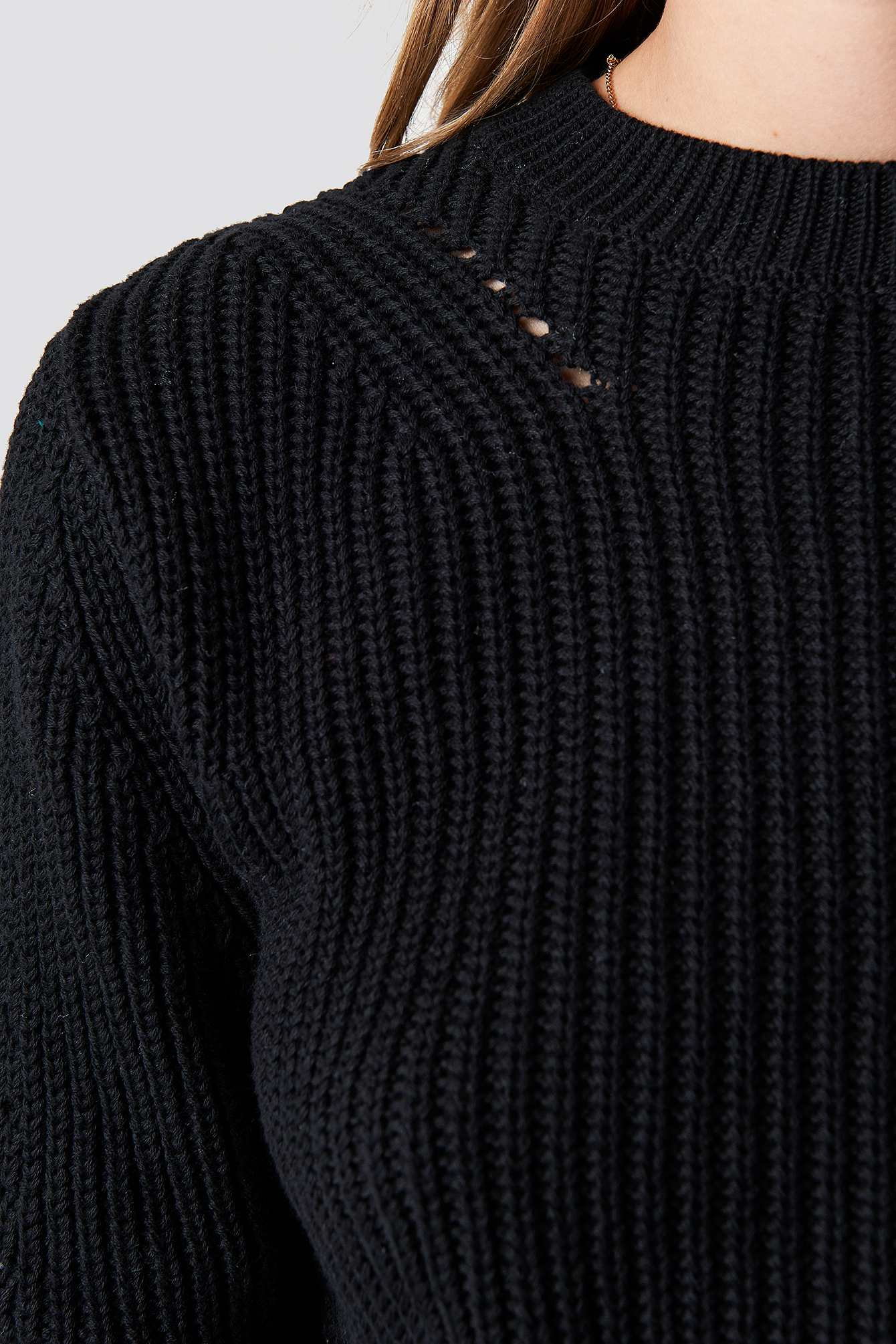 Black Genzo Sweater