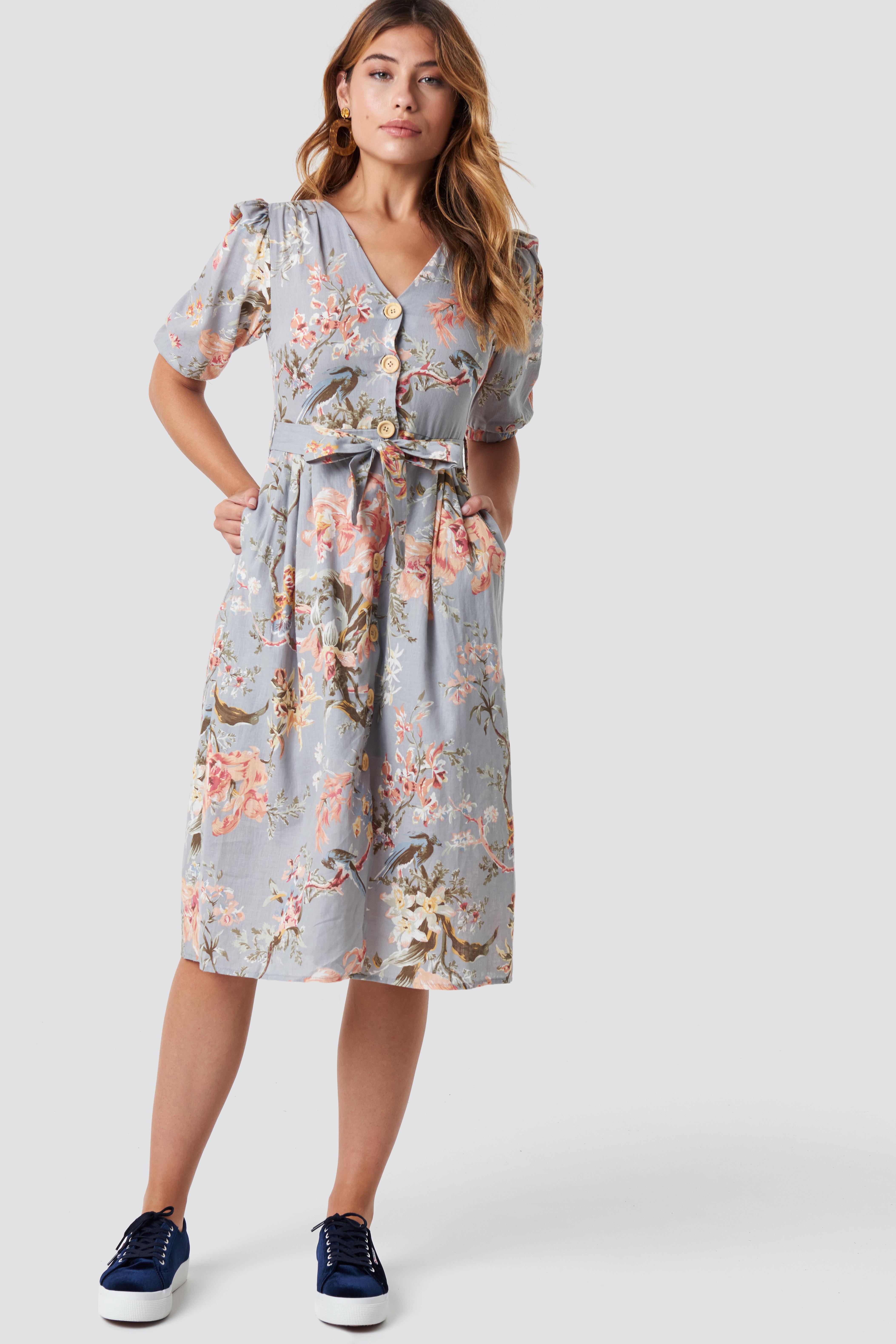 Goldy Dress NA-KD.COM