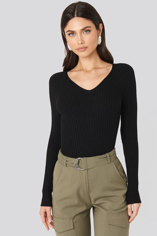 Goleta Sweater Black