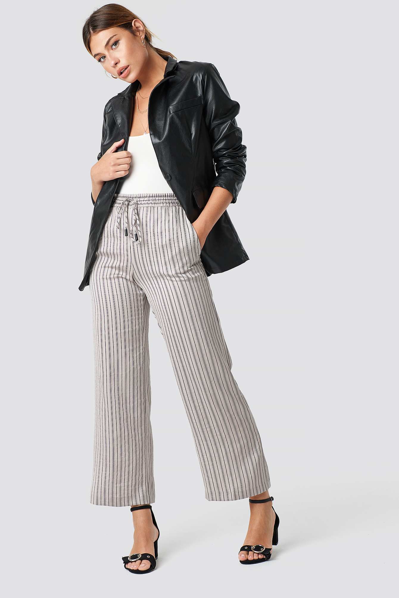 Guzman Trousers NA-KD.COM
